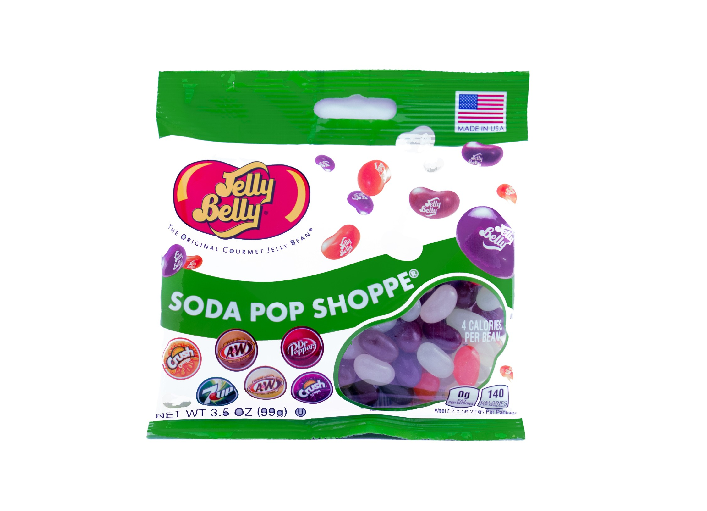 Jelly Belly Beans Soda Pop Shoppe (99g)