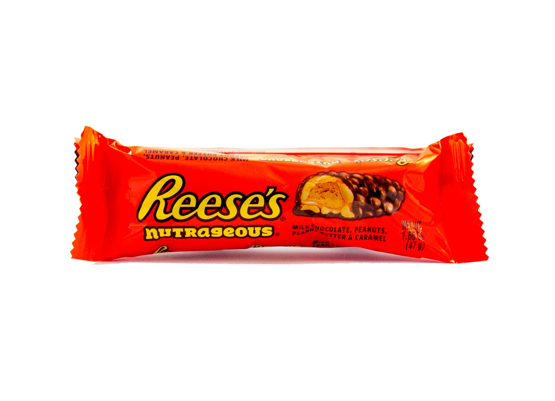 Reese´s Nutrageous (47g) MHD: 30.08.2018