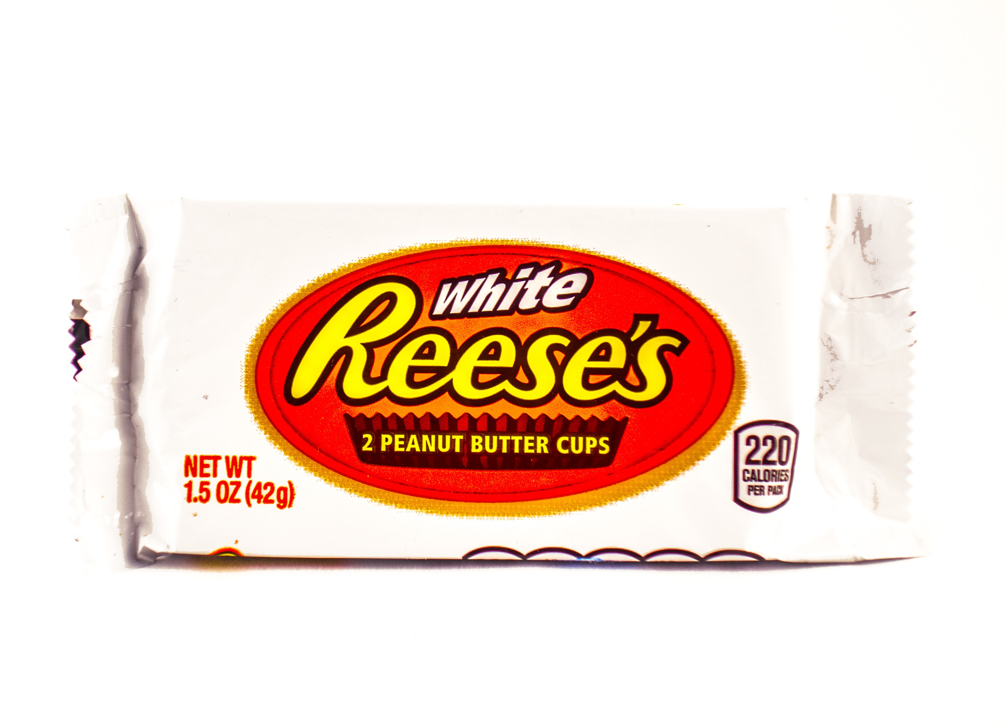 Reese´s White Peanut Butter Cups (42g)  MHD: 30.09.2018