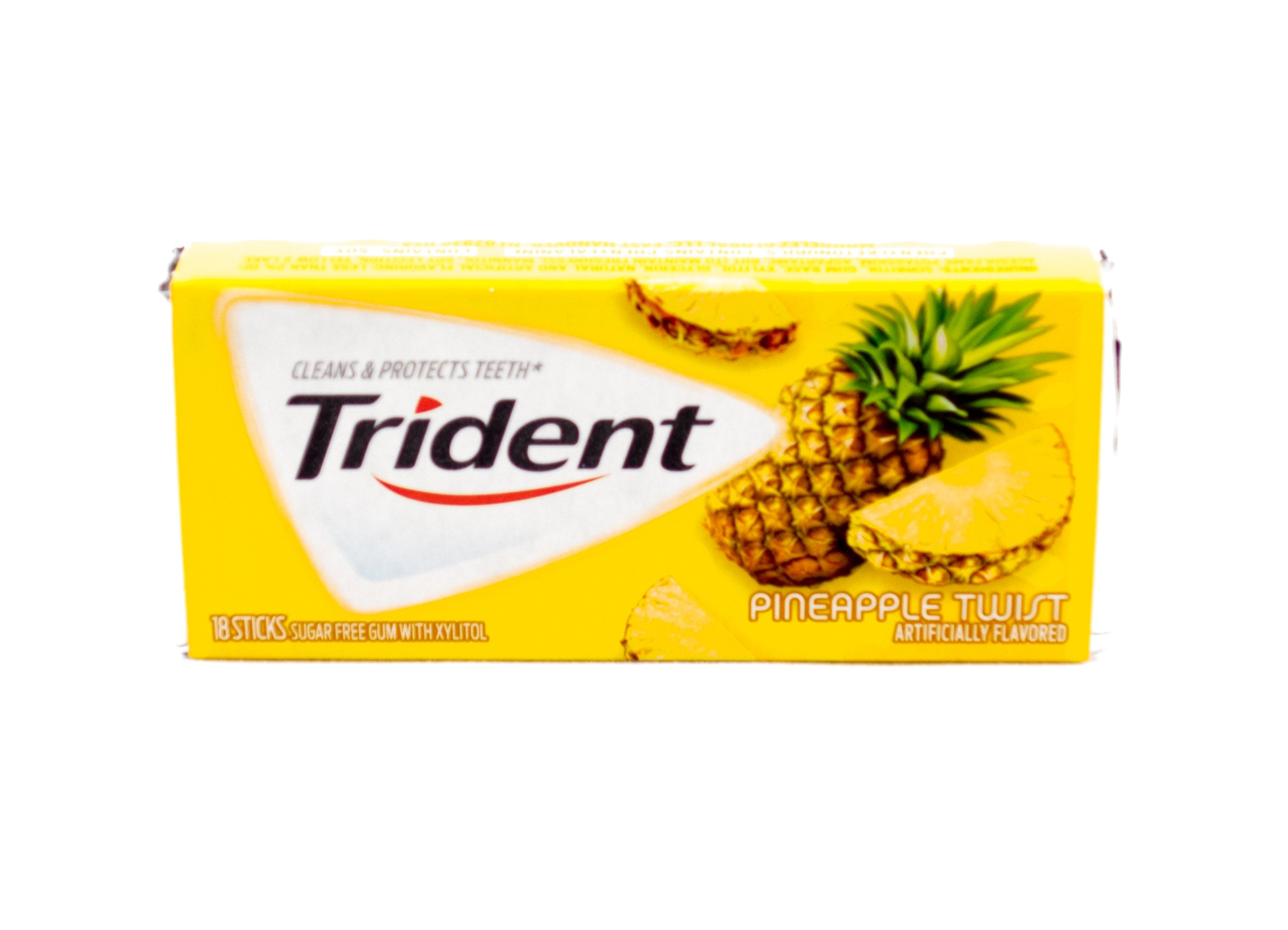 Trident Gum Pineapple Twist (30.6g)