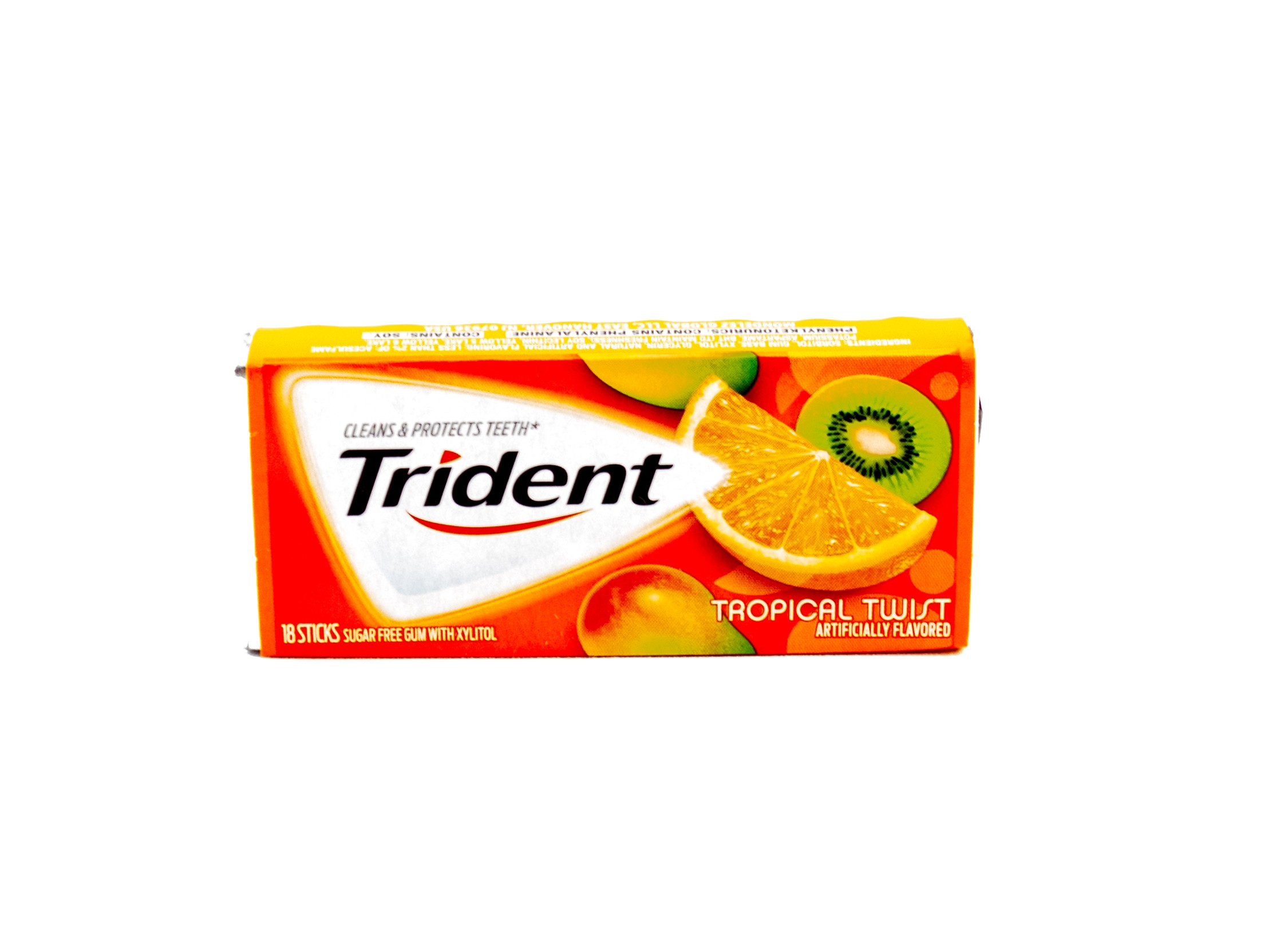 Trident Gum Tropical Twist (30.6g)