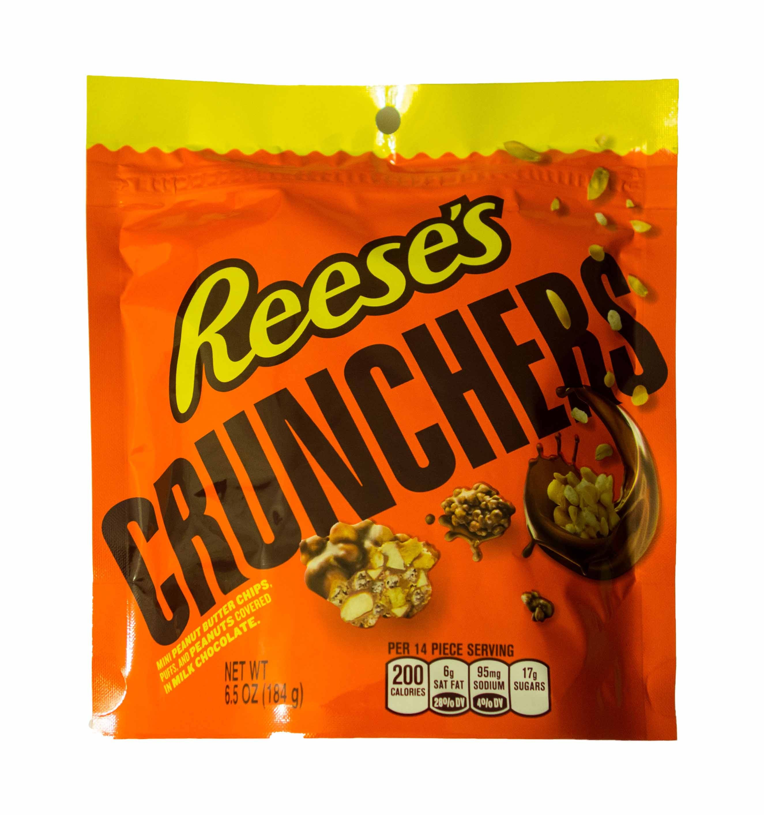 Reese´s Crunchers (184g) MHD: 31.10.2018
