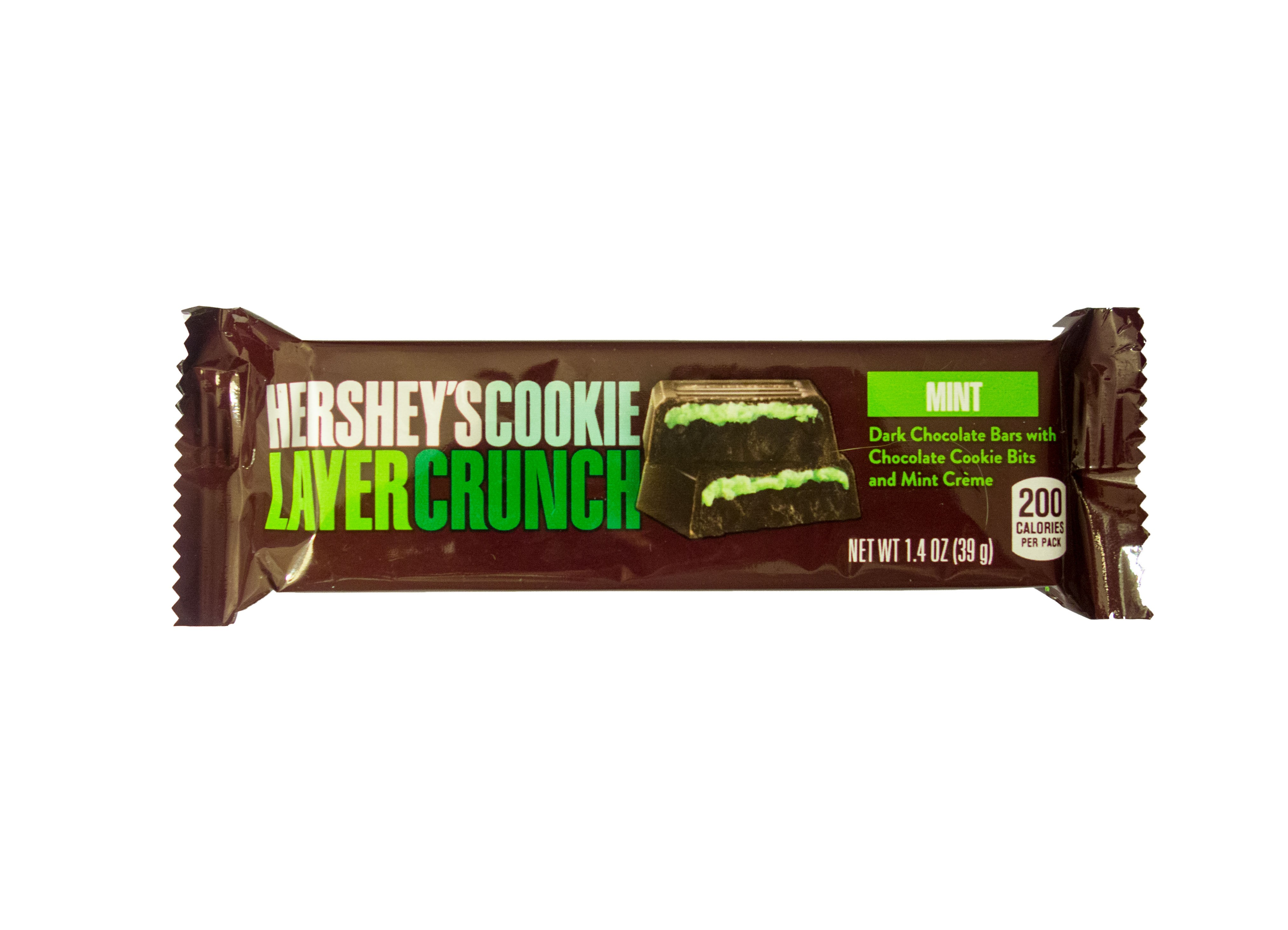 Hershey´s Cookie Layer Crunch Mint (39g)