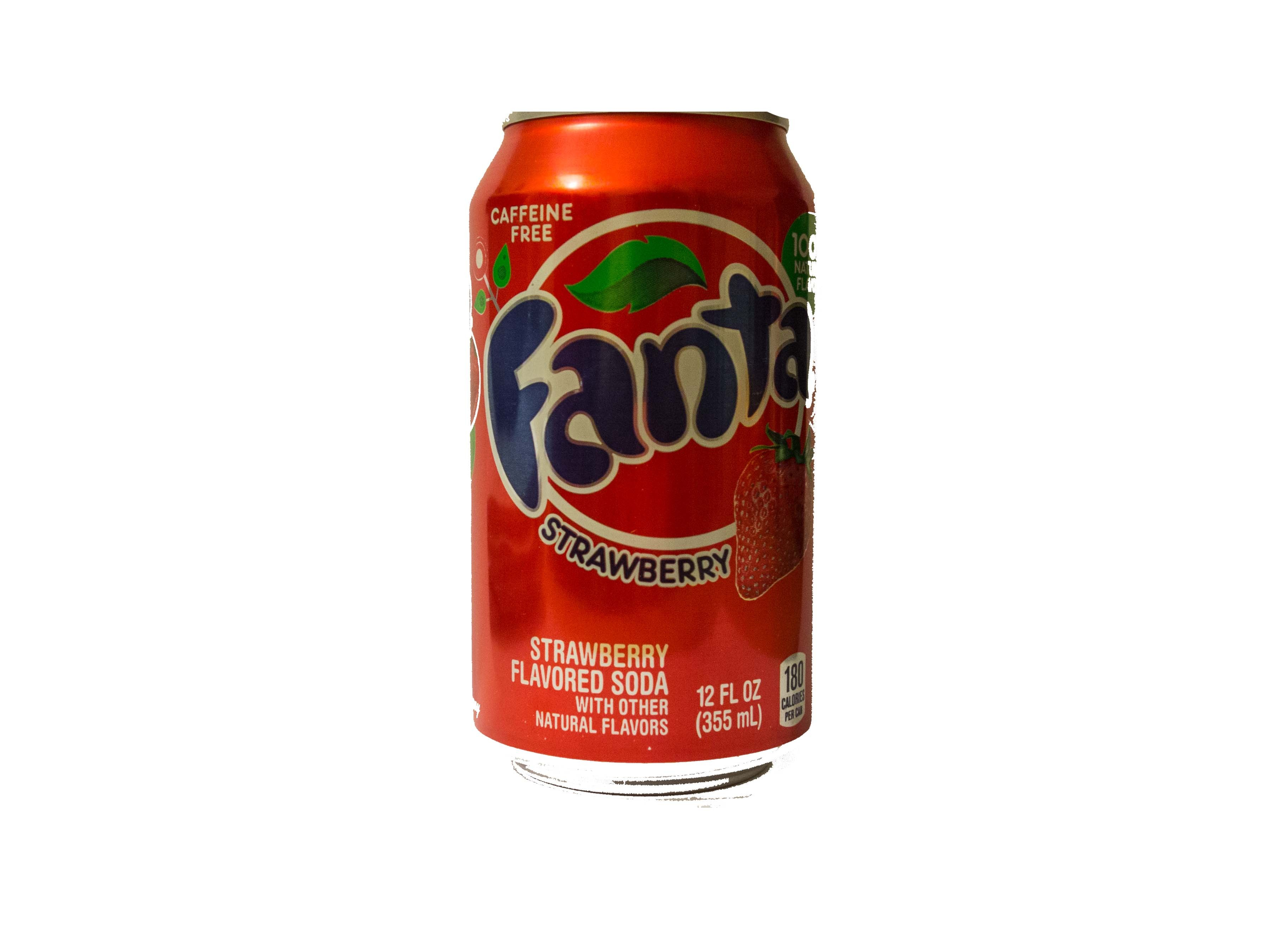 Fanta Strawberry (355ml) MHD: 21.05.2018