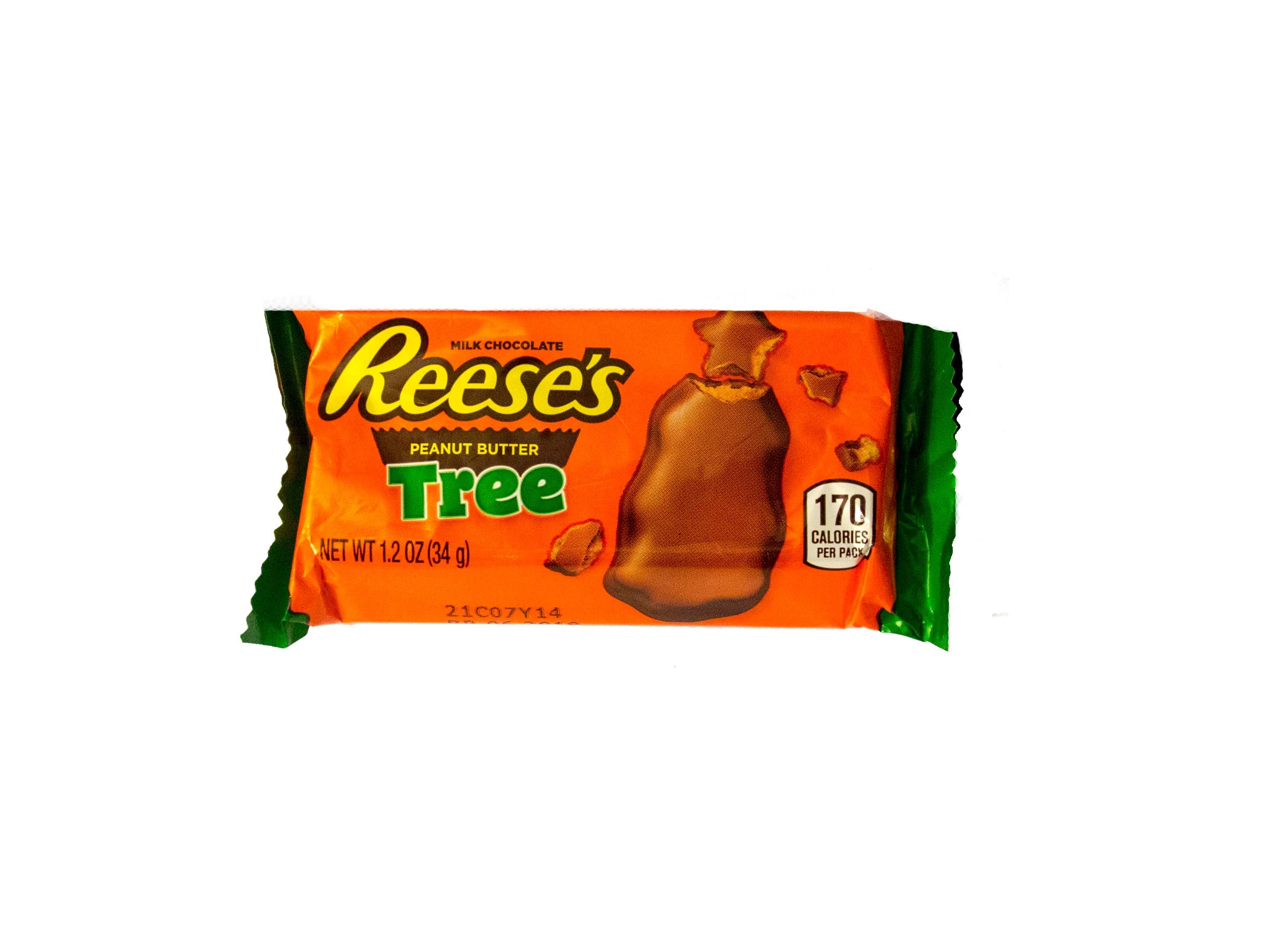 Reese´s Milk Chocolate Peanut Butter Tree (34g)