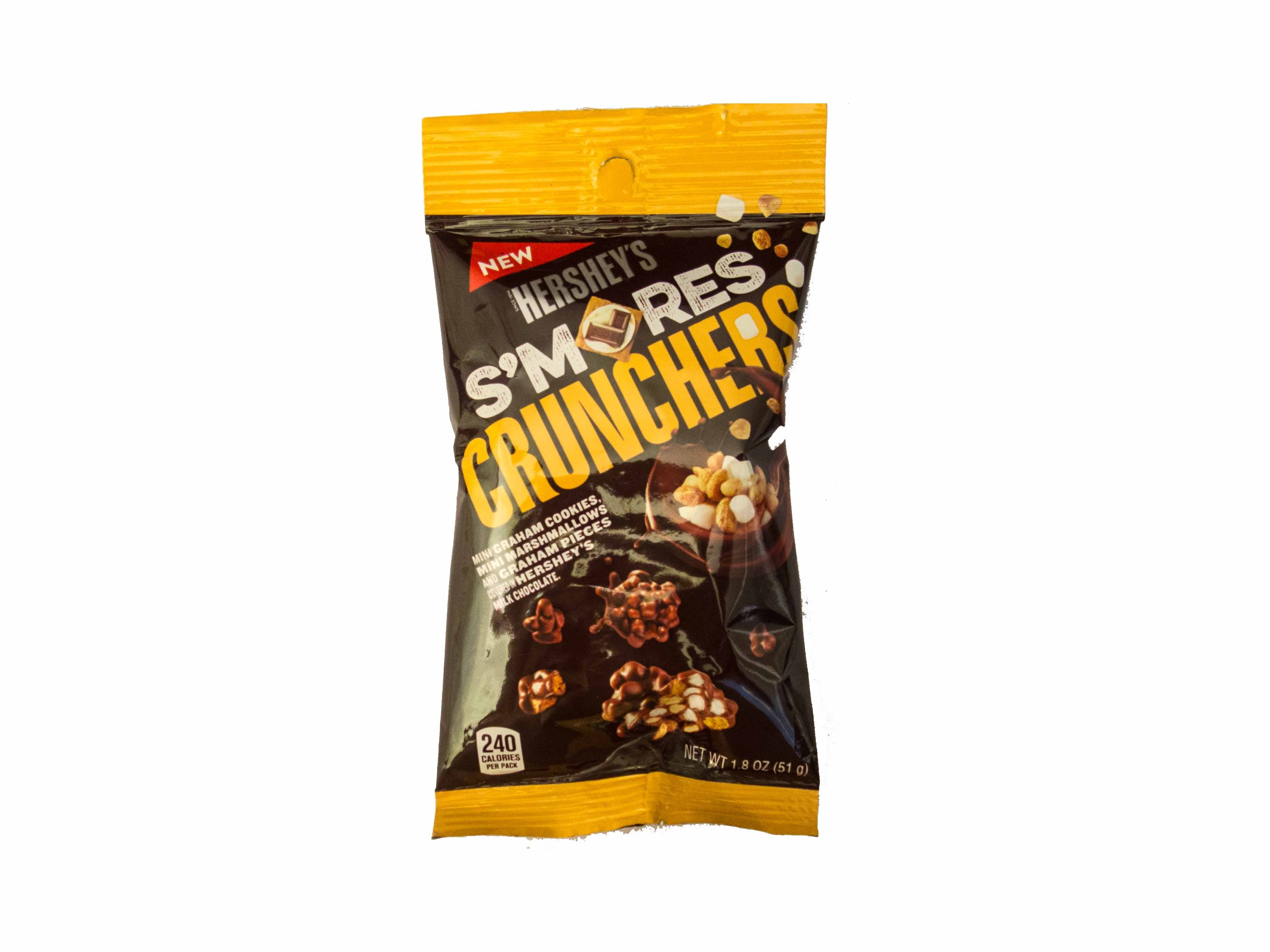 Hershey´s S´Mores Crunchers (51g) MHD: 31.03.2019