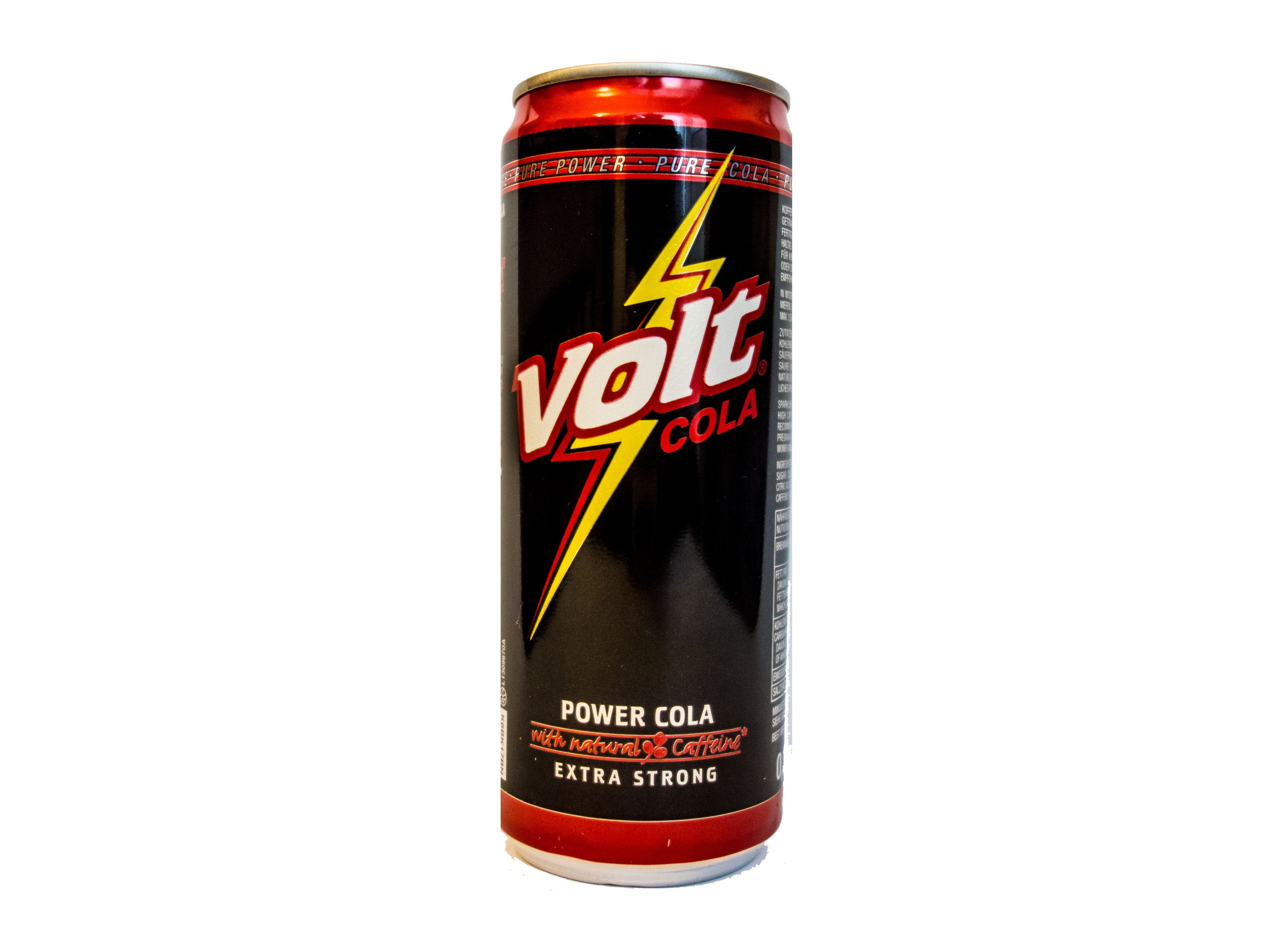 Volt Cola Extra Strong (330ml)
