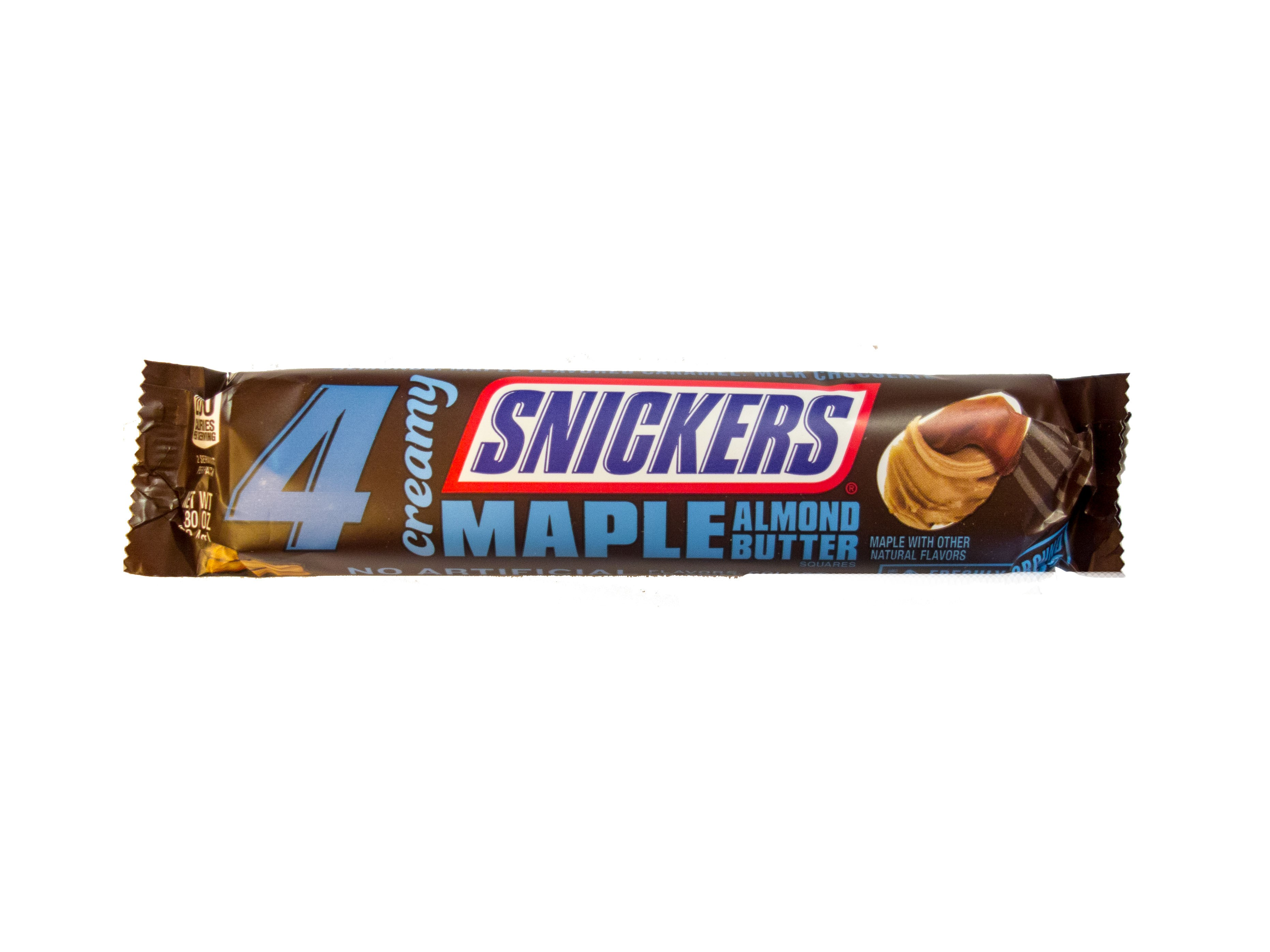 Snickers Maple Almond Butter King Size (79,4g)