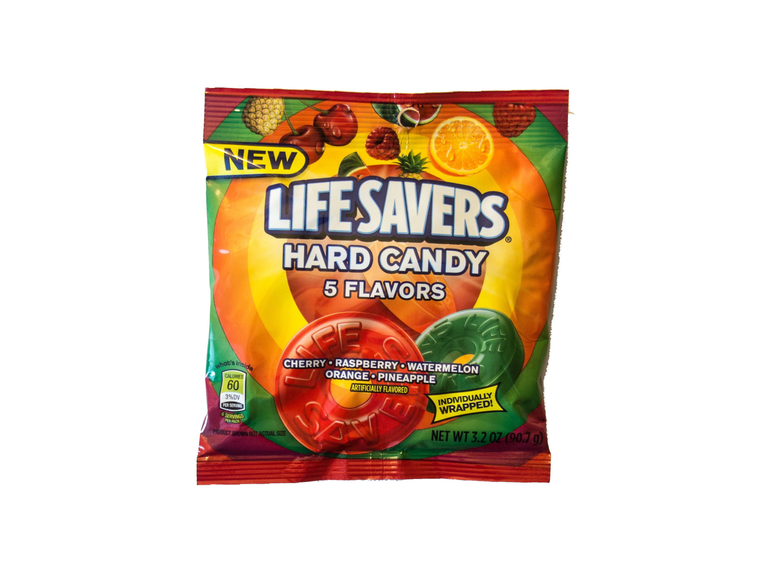 LifeSavers Hard Candy 5 Flavors (90,7g)