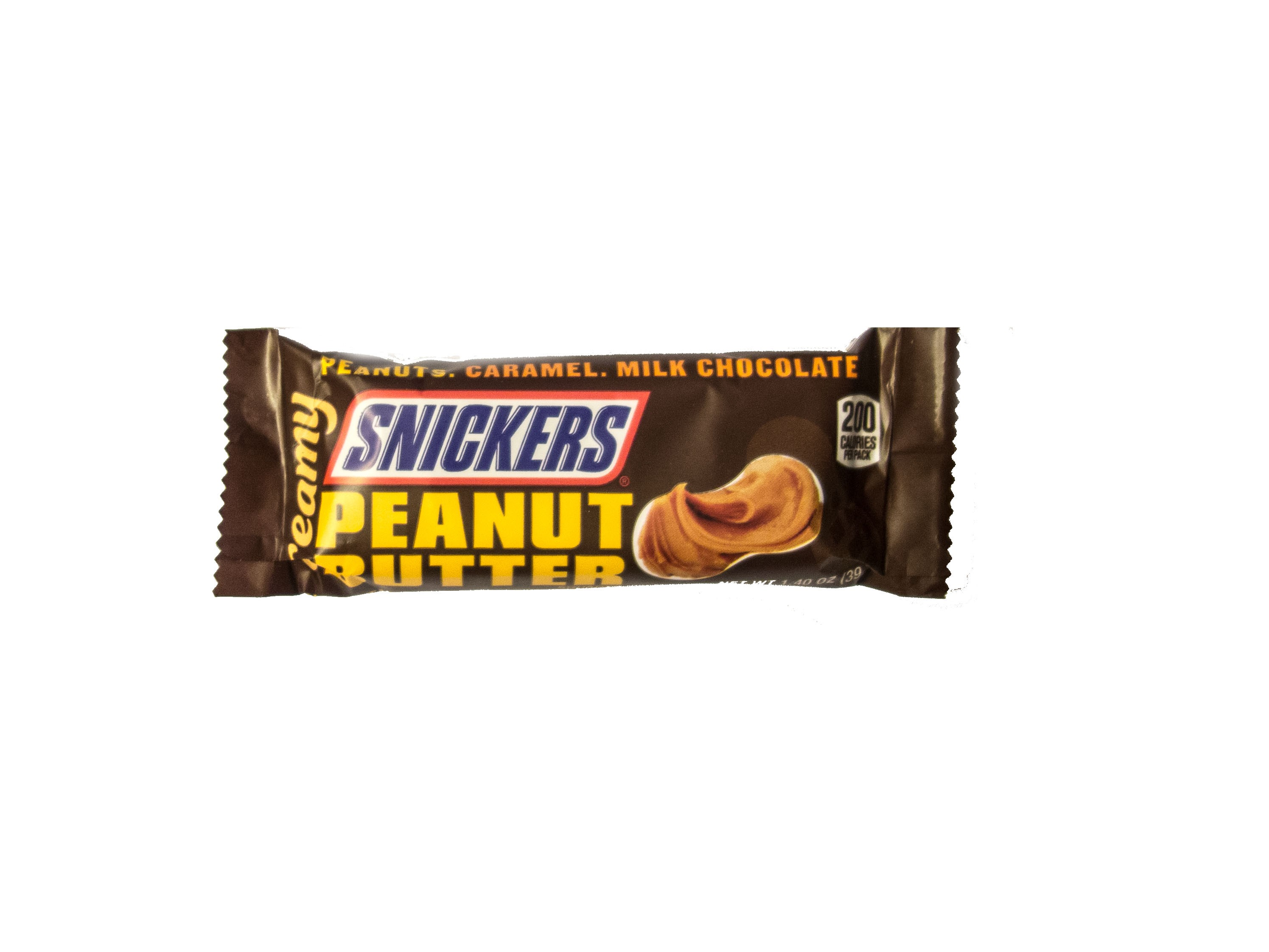 Snickers Creamy Peanut Butter (39,7g)  MHD: 30.08.2019