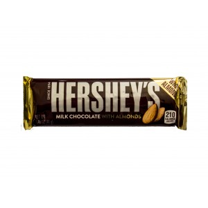 Hershey´s Milk Chocolate with Almonds (41g)