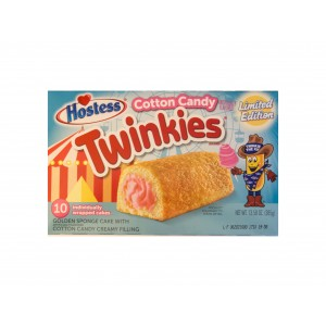 Hostess Twinkies Cotton Candy (385g)