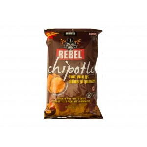 Aubrey D. Rebel Chipotle hot Wings (142,0g)