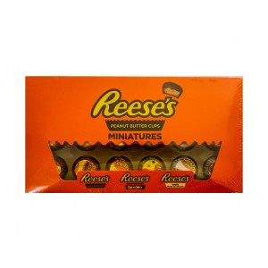 Reese´s Peanut Butter Cups Miniatures Giftbox (162g)