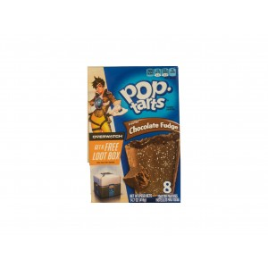 Kellogg's Pop-Tarts Frosted Chocolate Fudge (416g)                         (EUR 7,21 / kg)