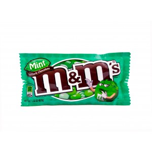 M&M´s Dark Mint (42,5)