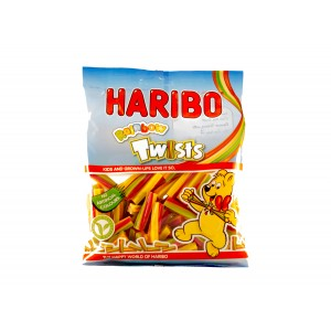 Haribo Rainbow Twists (150g)