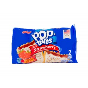 Kellogg´s Pop-Tarts Frosted Strawberry (104g)