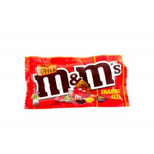 M&M´s Peanut Butter Sharing Size (80,2g)