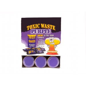 Toxic Waste Purple Sour Candy (42g)