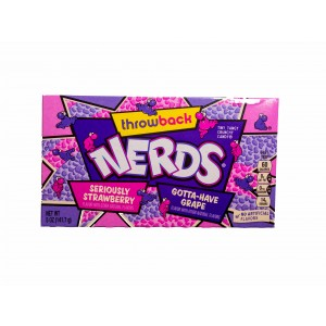 Willy Wonka Strawberry Nerds (141.7g)