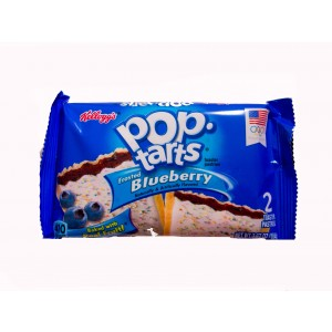 Kellogg´s Pop-Tarts Frosted Blueberry (104g)
