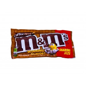 M&M´s Coffee Nut Sharing Size (92.7g)
