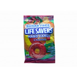 LifeSavers Hard Candy 5 Flavors Sugar Free (78g)