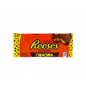 Reese´s Pieces Peanut Butter Cups (42g) MHD: 31.08.2019