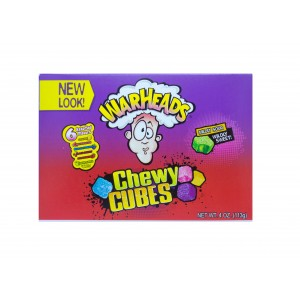 Warheads Chewy Cubes (113g)