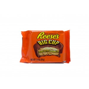 Reese´s Peanut Butter Big Cup (39g)  MHD: 30.06.2019
