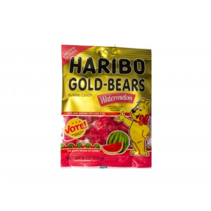 Haribo Gold-Bears Watermelon Limited Edition (113g)