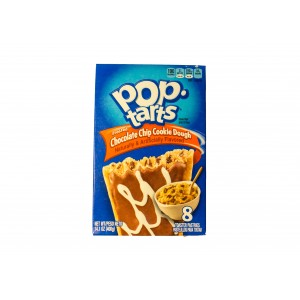 Kellogg´s Pop-Tarts Chocolate Chip Cookie Dough (400g)