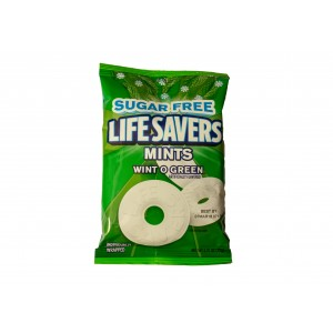 LifeSavers Hard Candy Mints  Wint O Green Sugar Free (78g)