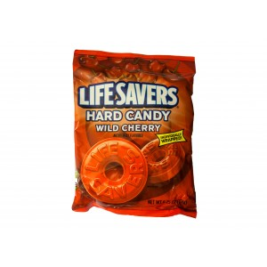 LifeSavers Hard Wild Cherry (177g) MHD: 23.08.2018