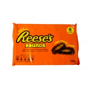 Reese´s  Rounds (110g)                                      (EUR 21,73 / kg)