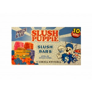 Slush Puppie 10 Bars (283.5g)