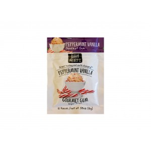 Project 7 Peppermint Vanilla Gourmet Gum (15g)