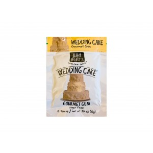 Project 7 Wedding Cake Gourmet Gum (15g)