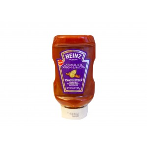 Heinz Caramelized Onion & Bacon Tomato Ketchup (397g)