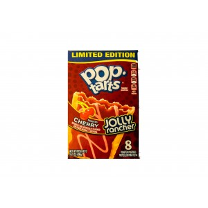 Kellogg´s Pop-Tarts  Jolly Rancher Frosted Cherry (400g)
