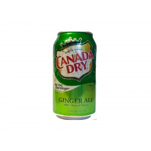 Canada Dry Ginger Ale (355ml)