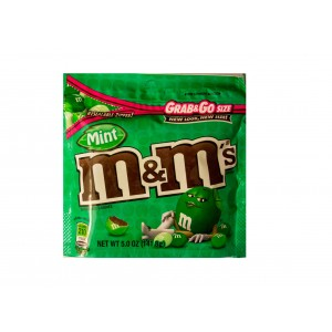 M&M´s Dark Mint Grab&Go Size (141,8g)