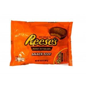 Reese´s Peanut Butter Cups Snack Size (297g)
