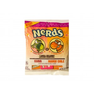 Willy Wonka Nerds Dulceria Bag Mango, Chile & Guava  (85g)