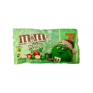 M&M´s Holiday Mint Share Size (80,2g)