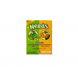 Willy Wonka Nerds Dulceria Lime & Pineapple  (46.7g)