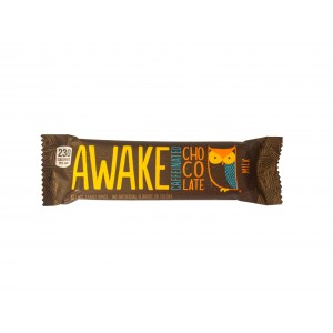 Awake Caffeinated Milk Chocolate Bar (44g)