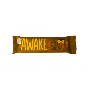Awake Caffeinated Milk Chocolate and Caramel Bars (44g)