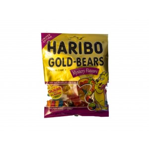 Haribo Gold-Bears Mystery Flavors Limited Edition (113g)